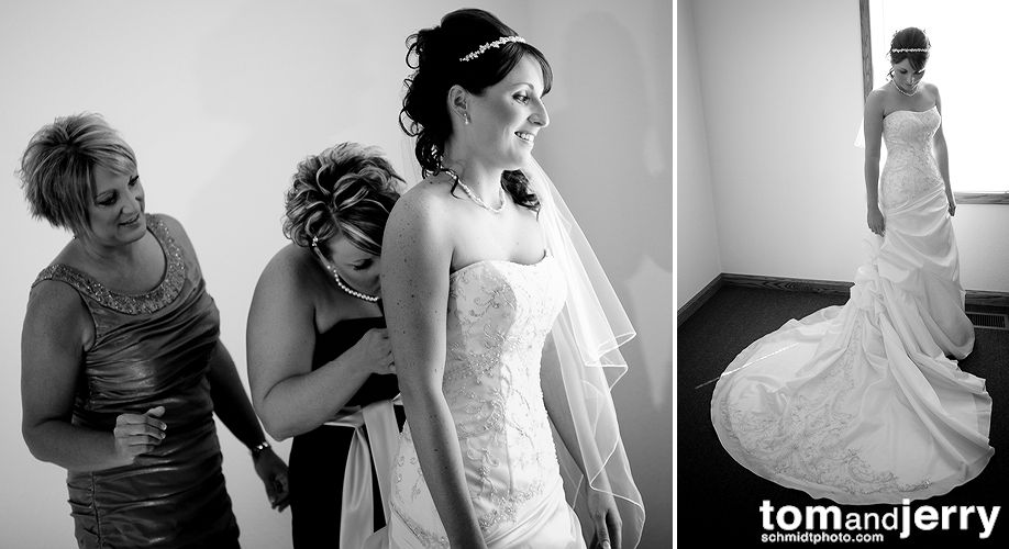 Wedding Details - Tom and Jerry Wedding Photographers