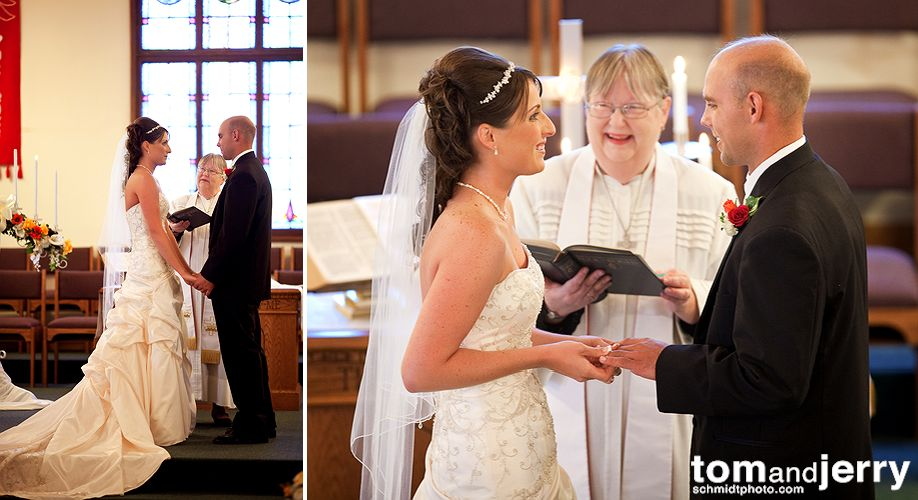 Wedding Ceremony - Tom and Jerry Wedding Photographers