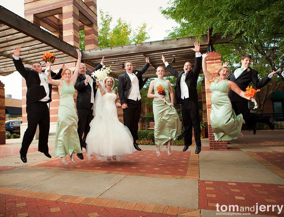 Wedding Party - Wedding Portraits - Tom and Jerry Wedding Photographers