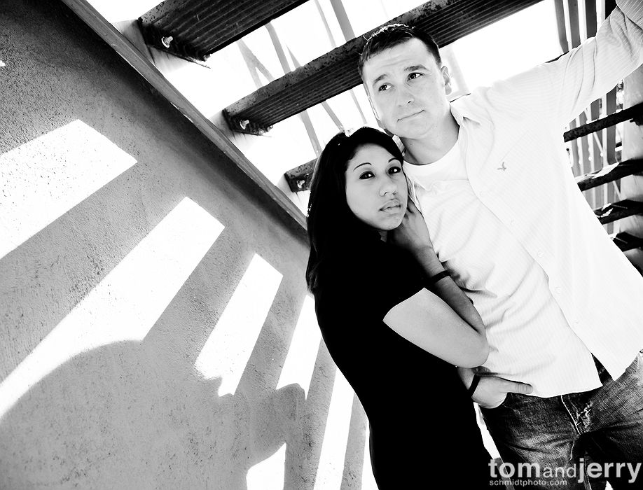 KC Urban Portraits - Tom and Jerry Photography