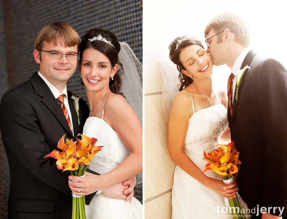 Wedding -Downtown Kansas City - Tom and Jerry KC Wedding Photographers