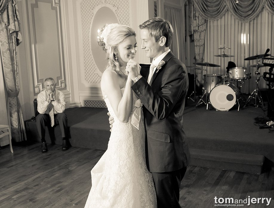 First Dance Photos - Wedding Cake - Bridal Veils