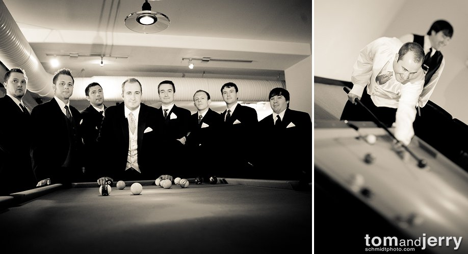 Groomsmen Portrait Ideas - Awesome guy pictures at weddings