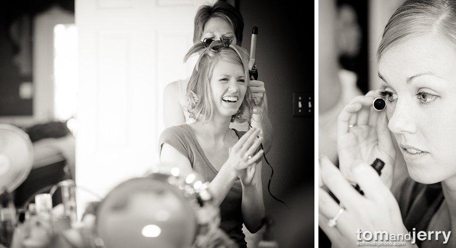 Wedding Ceremony Pictures - Richmond, Missouri - Tom Schmidt Photographer
