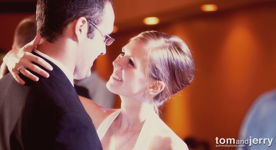 Julie and Dustin's Wedding - Facebook - Tom Schmidt