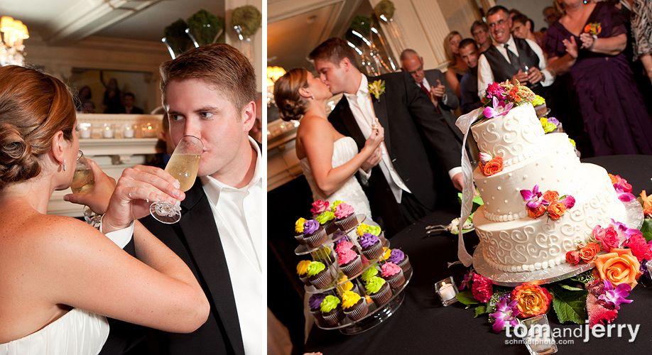 Wedding Cakes - Cupcakes - Flowers