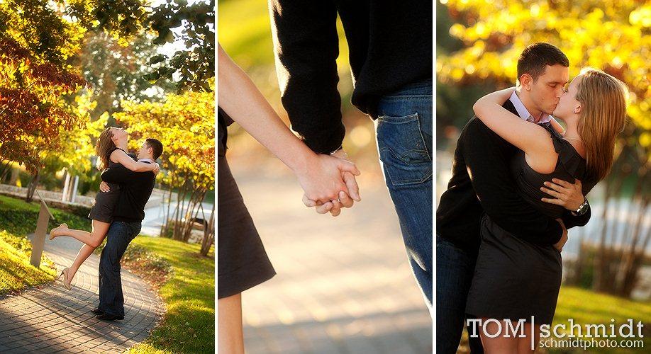 Beautiful Weddings - Engagement Shoot - Outdoor Natural Light