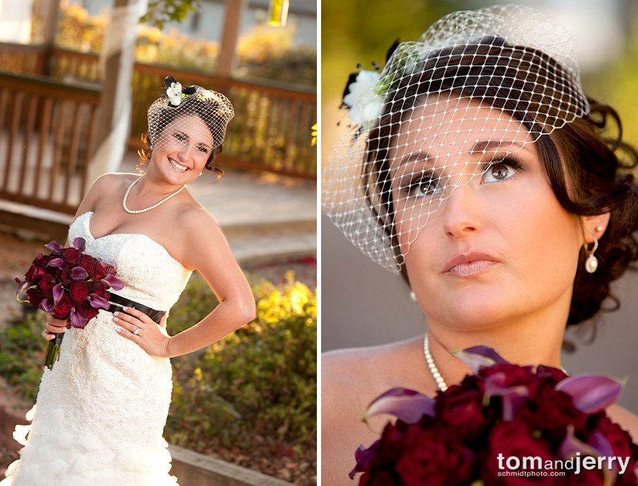 Bridal Portraits - Beautiful Light - Tom Schmidt Photo