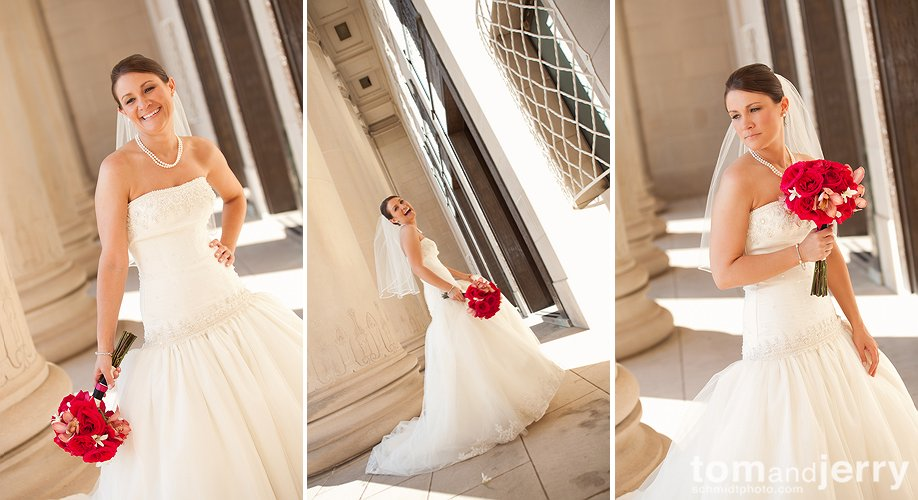 Visitation Catholic Church Wedding - Tom Schmidt Photo - Best KC Photographer