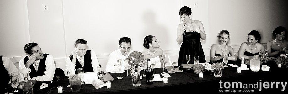 Wedding Reception Venue - Tom and Jerry Schmidt - Wedding Cake Ideas