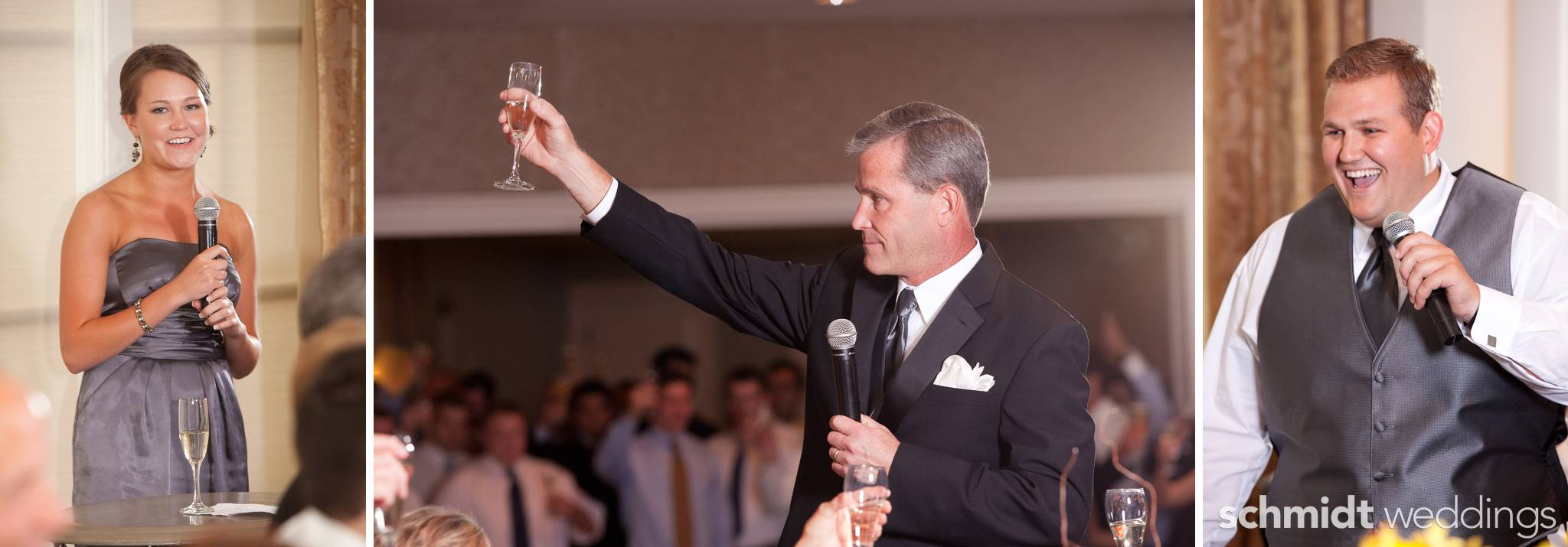 Groomsman speech ideas for wedding