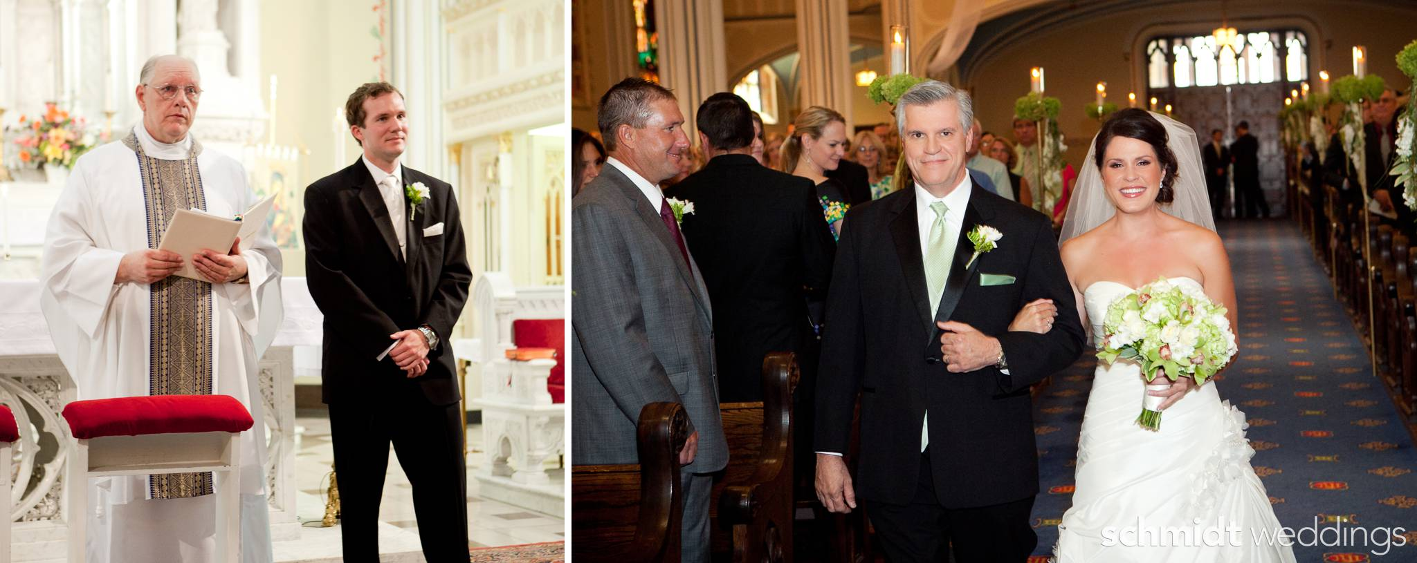 Catholic Wedding Ceremony Photo ideas Tom Schmidt