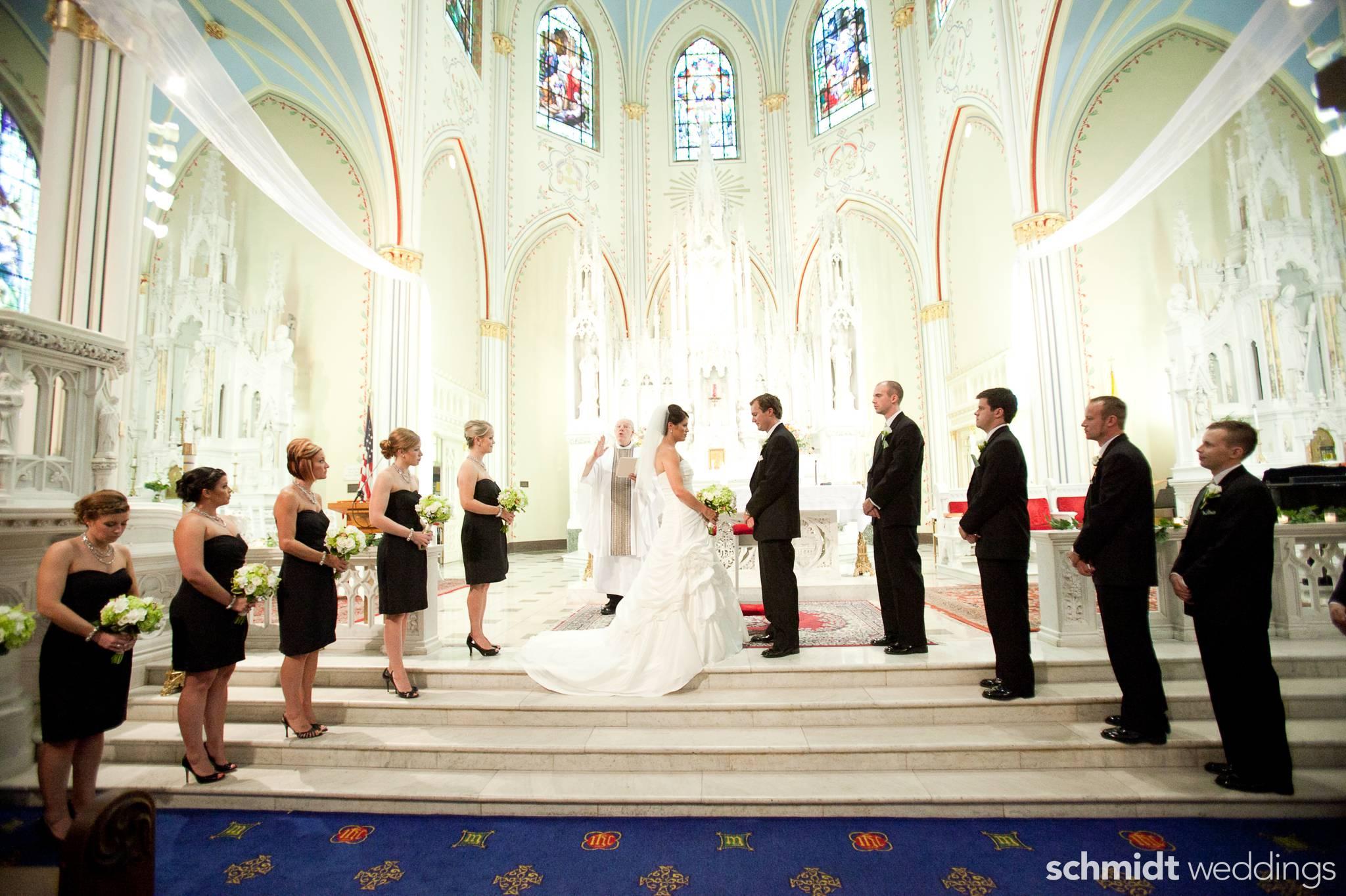 Wedding Photographer Tom Schmidt in Chicago and KC