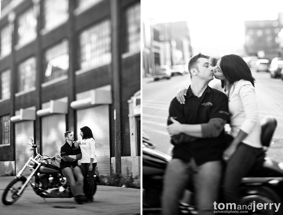 Fun Kansas City Portriats- Tom and Jerry Photography