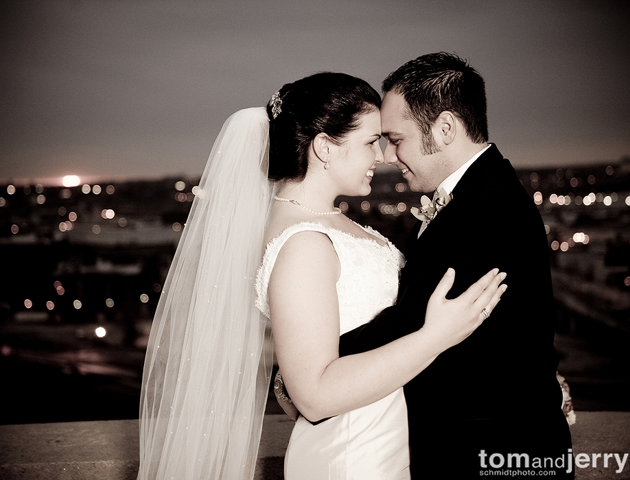 Downtown - Kansas City Wedding Photographer