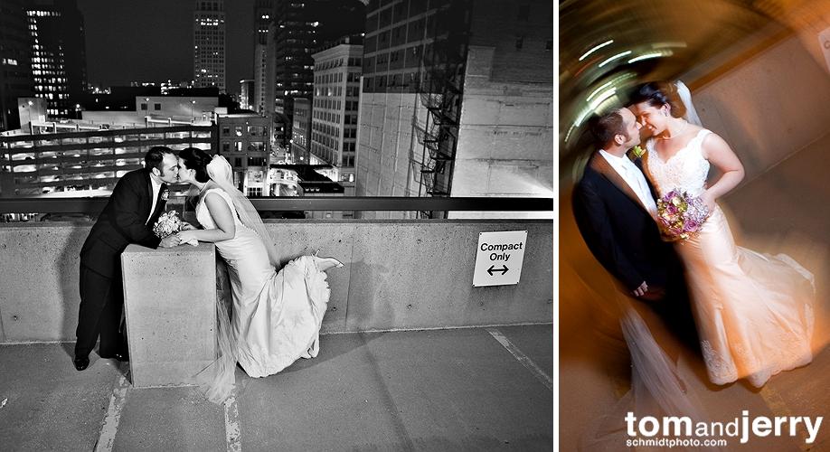 Downtown - Kansas City Wedding Photographer - West Bottoms