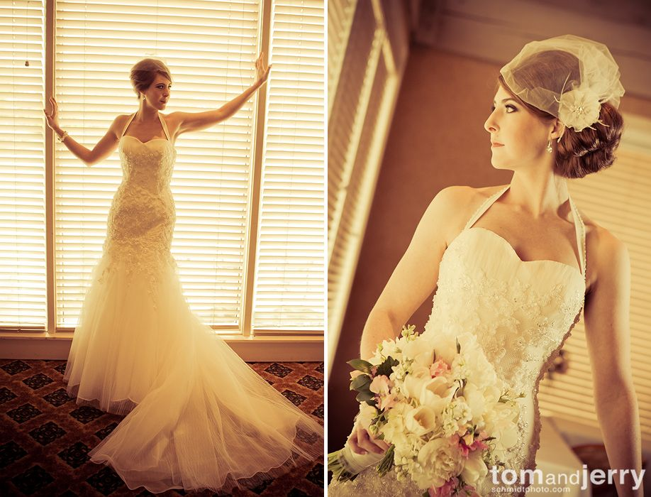 Bridal Portraits - Tom and Jerry Wedding Photographers