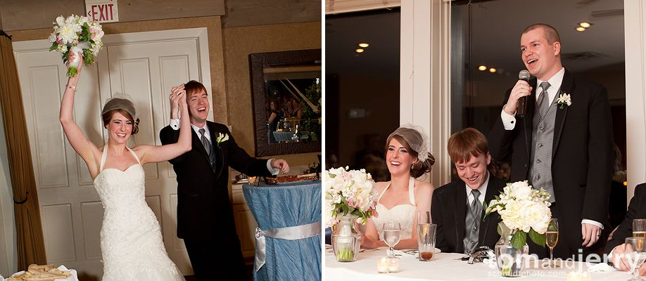 Overland Park Wedding- Reception- Tom and Jerry Wedding Photographers