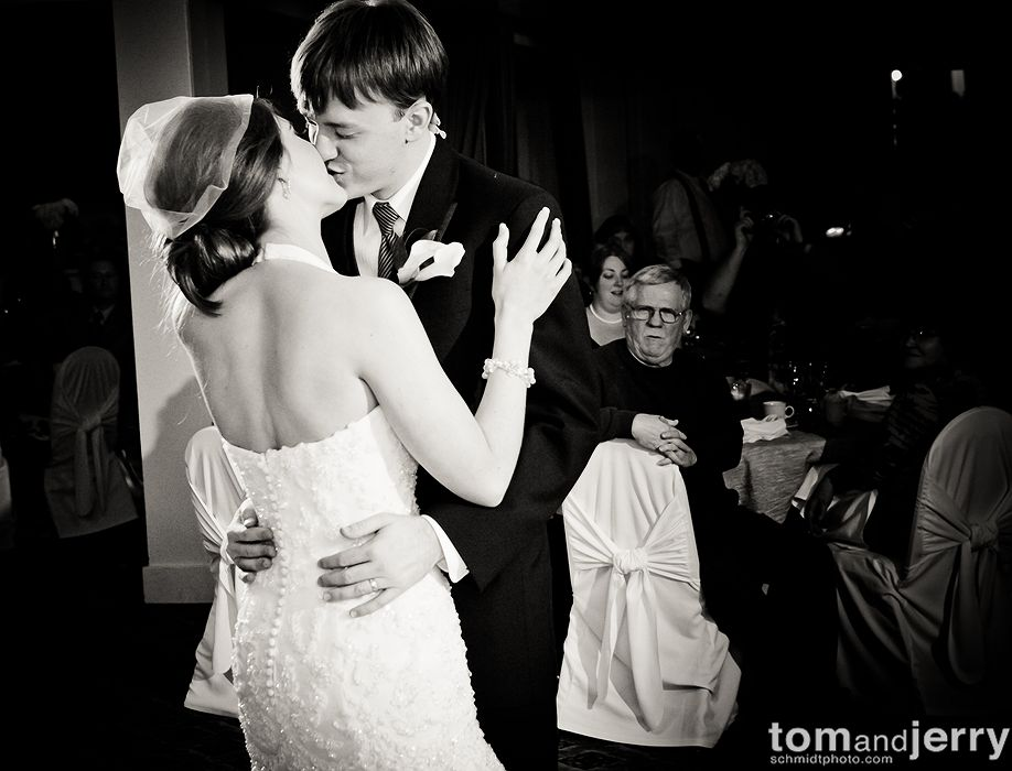 First Dance - Reception- Tom and Jerry Wedding Photographers