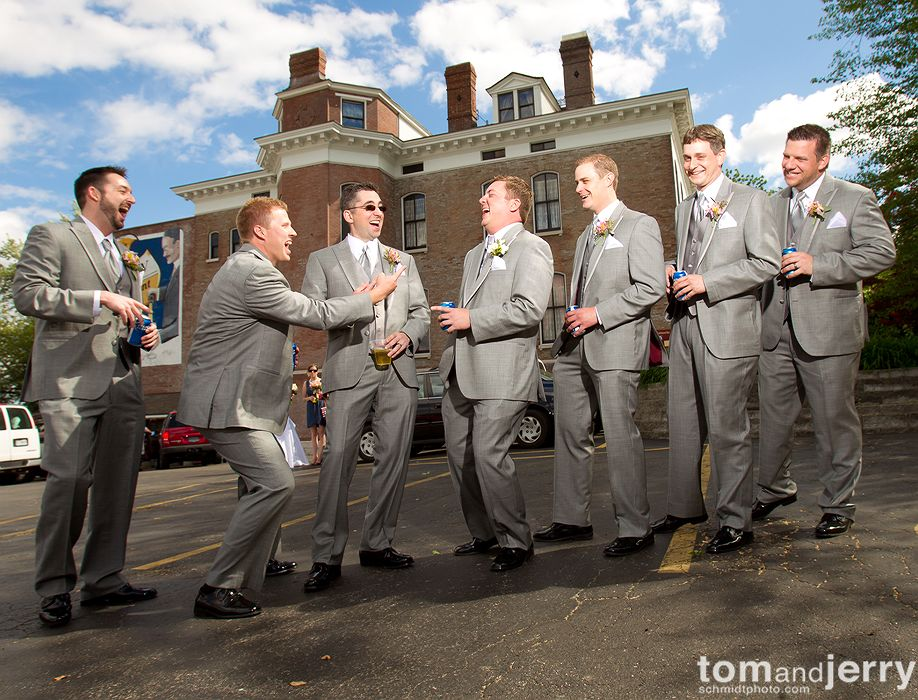 Groom - Wedding Portrait - Tom and Jerry Wedding Photographers