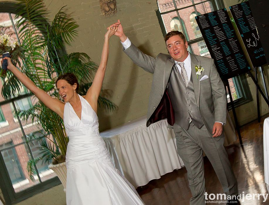 Reception- Tom and Jerry Wedding Photographers