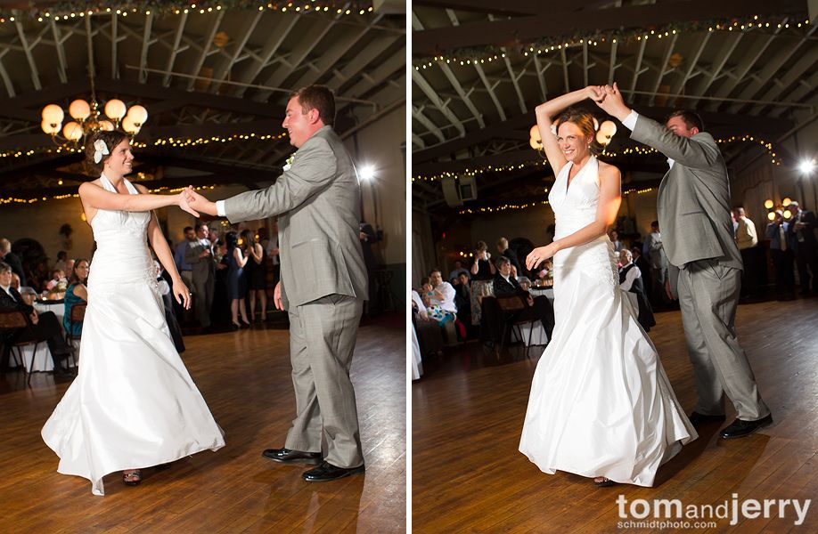 Dancing - Reception- Tom and Jerry Wedding Photographers