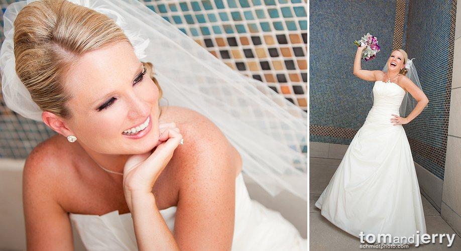 Beautiful Bridal Portraits - Wedding Dresses - Liberty Memorial Kansas City