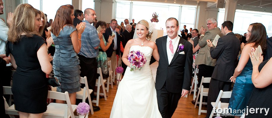 Congratulations Erin and Brian Dill - Married 2010