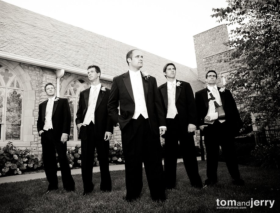 Wedding Couple Picture Gallery - Wedding Day Picture Ideas - Kansas City Photographer