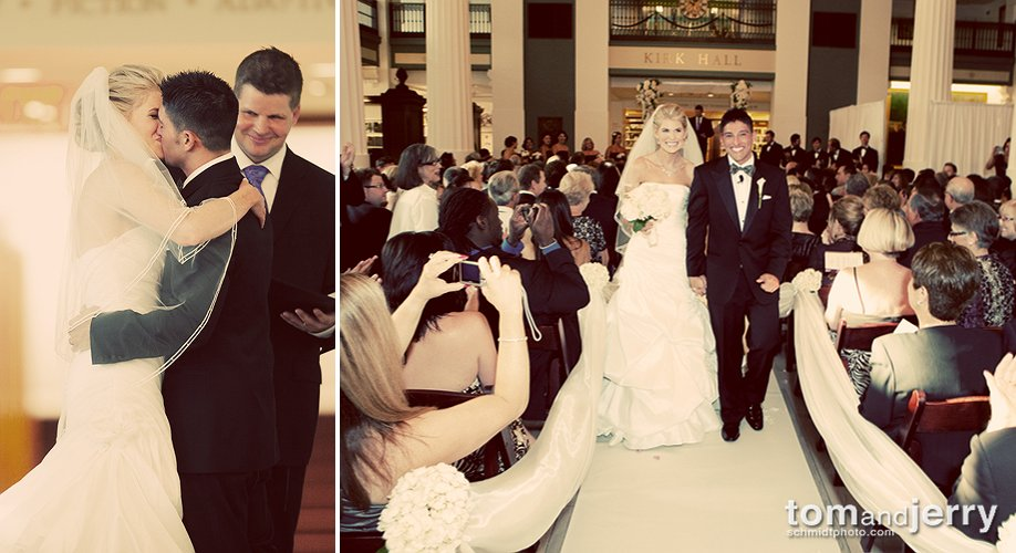 photojournalistic wedding photography kansas city - Tom and Jerry Weddings