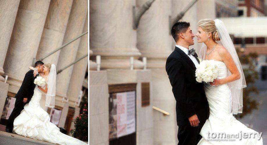 Best Kansas City Wedding Photographer - Downtown KC Photography - Wedding Dresses