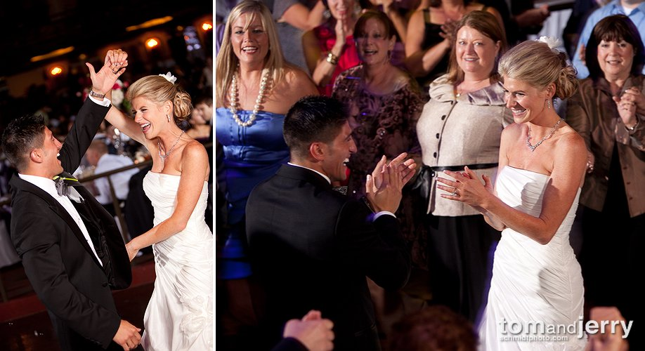 Dancing Party Pics - Reception Pictures - Traditional Jewish Dance