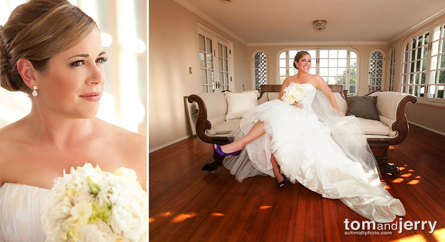 Bridal Portraits - Longview Mansion - Lees Summit, Missouri