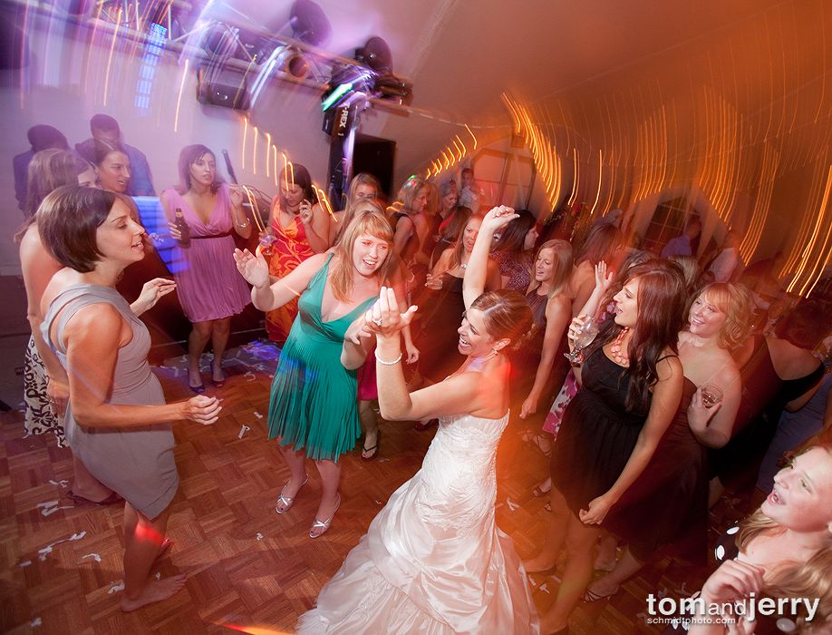 Tom and Jerry Wedding Pictures - Kansas City Photographer