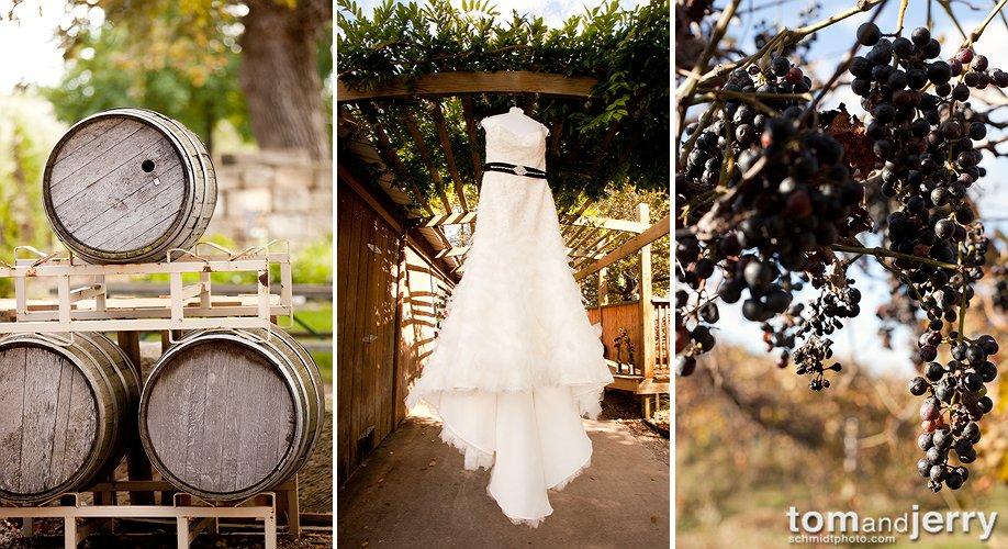 Wedding Details - Photographer Kansas City - Outdoor wedding