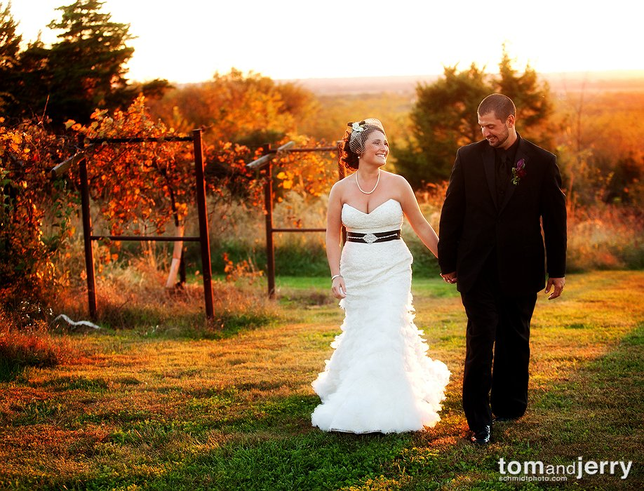 Beautiful Bride - Vineyard Flowers IDeas - Kansas City