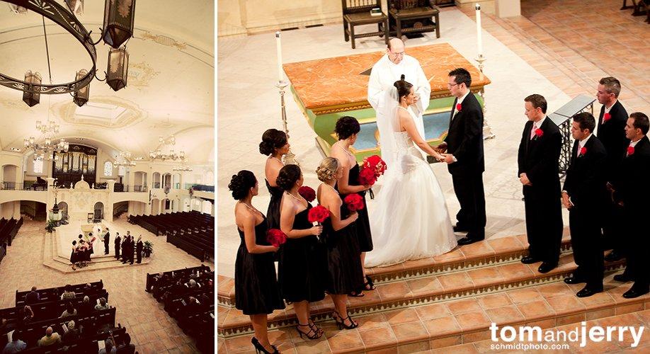 Visitation Catholic Church Wedding - TS Photo - Best KC Photographer
