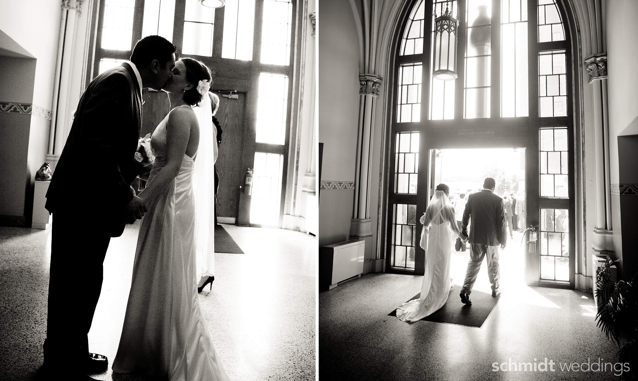 Artistic beautiful wedding pictures Chicago Schmidt Photo