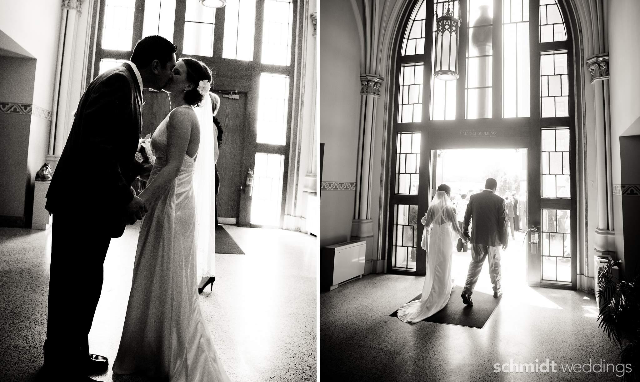 Artistic beautiful wedding pictures Chicago Schmidt Photo