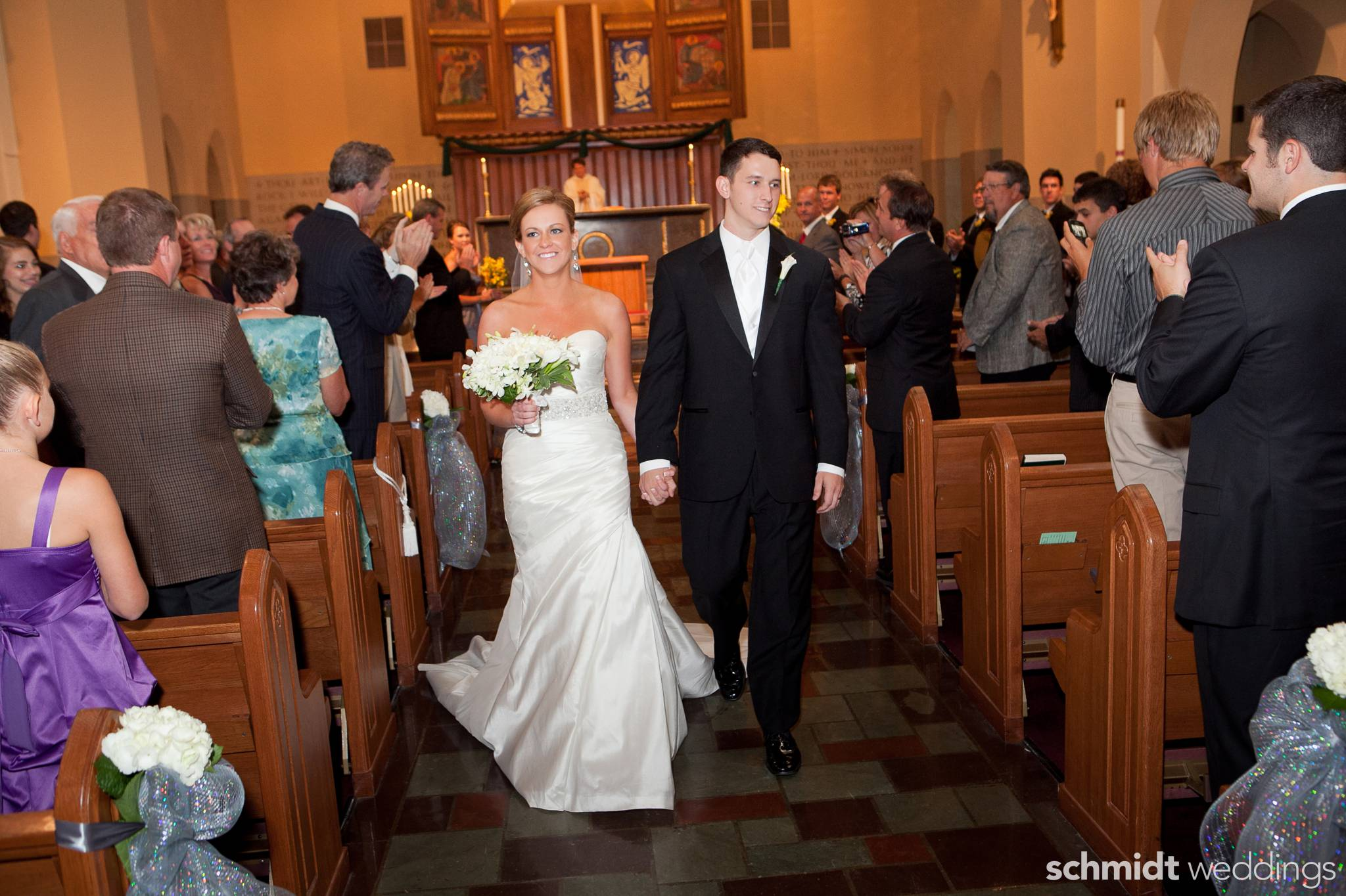 Best wedding photographers in Kansas City Schmidt Photo